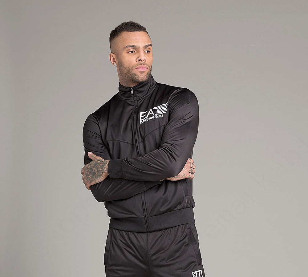 Ea7 Visibility Poly Tracksuit Man - -0