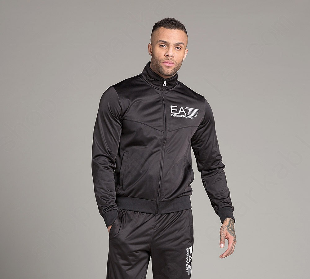 Ea7 Visibility Poly Tracksuit Man - -1
