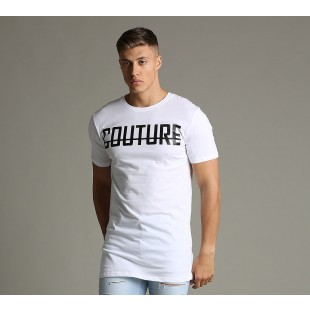 Fresh Couture Brand Carrier Tee Men